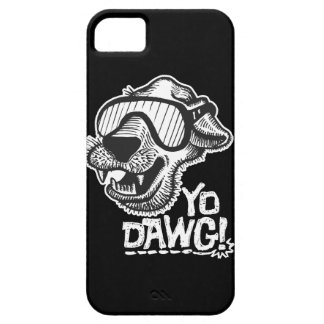 Yo Dawg! Dark iPhone 5 Cover