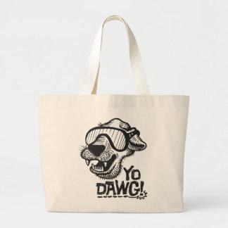 Yo Dawg! Jumbo Tote Bag