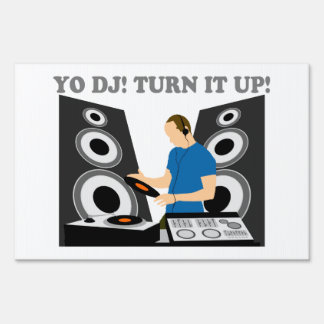 Yo DJ, Turn It Up