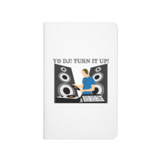 Yo DJ, Turn It Up Journals