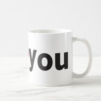 Yo heart You (I love you) Coffee Mugs