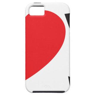 Yo heart You (I love you) iPhone 5 Cover