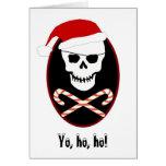 Yo, ho, ho!  Christmas card