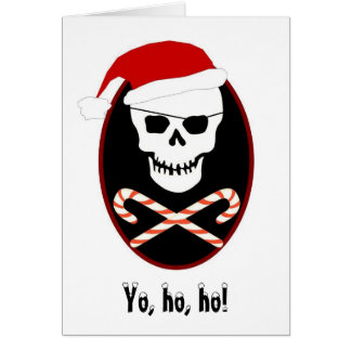 Yo, ho, ho!  Christmas card