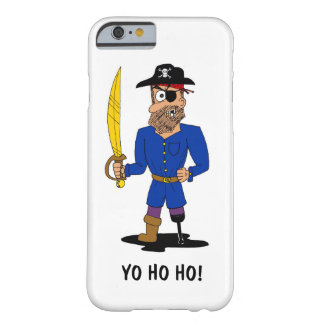 Yo Ho Ho Pirate iPhone Case