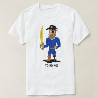 Yo ho ho pirate t-shirt