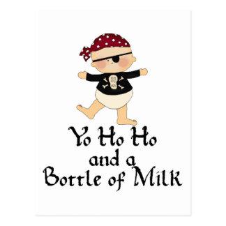 Yo Ho Ho Postcard