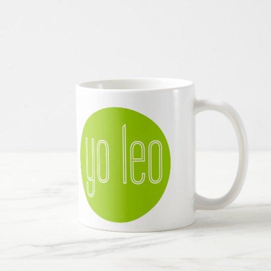 Yo Leo Mug