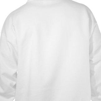 Yo mama joke hooded sweatshirts