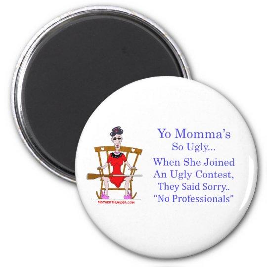 Yo Momma # 04 Magnet