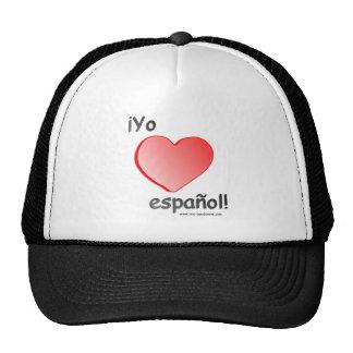 Yo quiero español Cap Hat