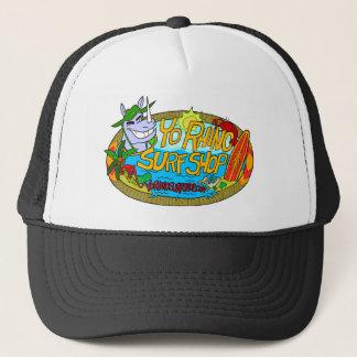 Yo Rhino Surf Shop Trucker Hat