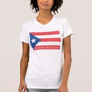 Yo Soy Boricua T-Shirt