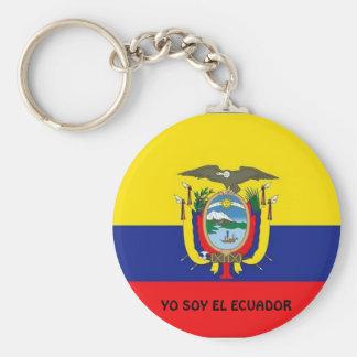 YO SOY EL ECUADOR keychain