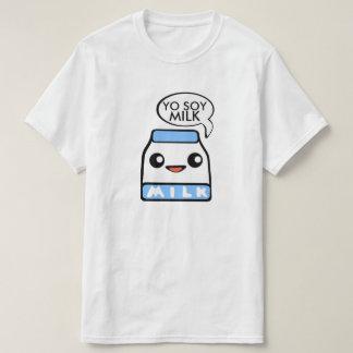 Yo Soy Milk Tshirt