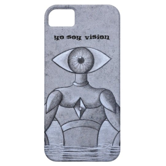 YO SOY VISION CASE FOR THE iPhone 5