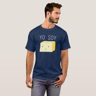 Yo Soy with Tofu Cube T-Shirt