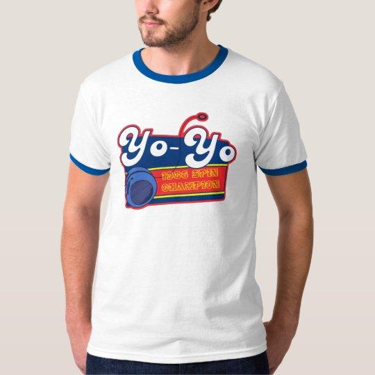 Yo-Yo Spin Champion T-Shirt