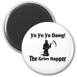 Yo Yo Yo Dawg 6 Cm Round Magnet