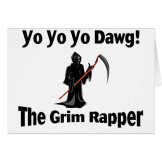 Yo Yo Yo Dawg Greeting Card