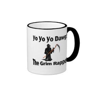 Yo Yo Yo Dawg Ringer Mug