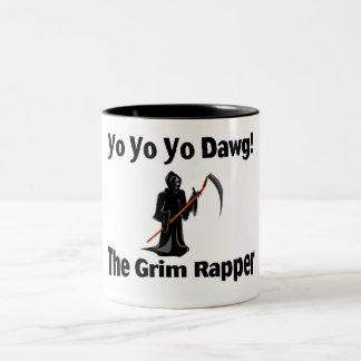 Yo Yo Yo Dawg Two-Tone Mug