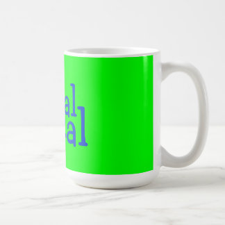 yocal local classic white coffee mug