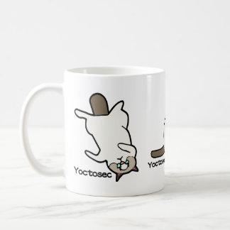 Yoctosec Enlightenment cat Coffee Mug