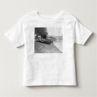 Yocum Canoe House, Arlington Beach Park Toddler T-Shirt