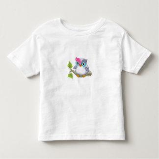 Yod the Owl, Hebrew Aleph Bet (Alphabet) T Shirts
