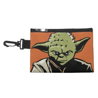 Yoda Art Icon Accessories Bag