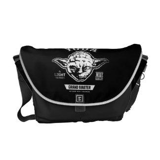 Yoda Grand Master Courier Bag