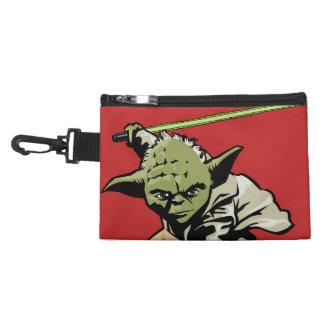 Yoda Illustration Accessory Bags