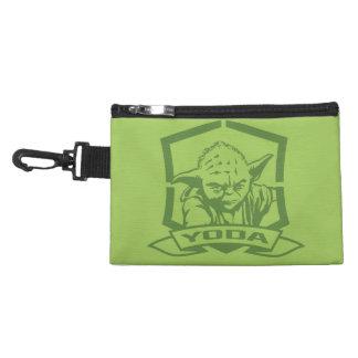 Yoda Stencil Accessory Bag