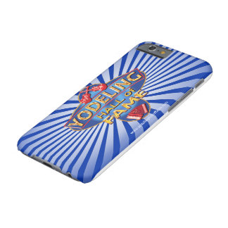 Yodeling Hall of Fame Phone Cover