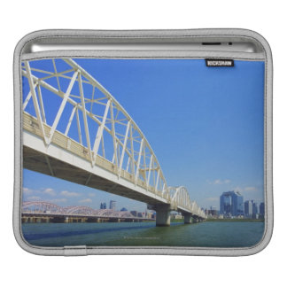 Yodogawa River iPad Sleeve
