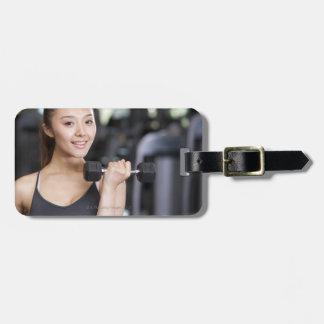 Yoga 6 luggage tag