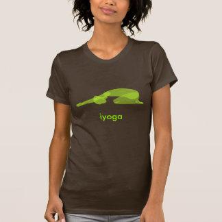 Yoga apparel, downward pose tees