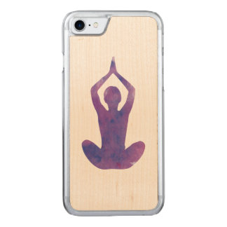 Yoga Apple iPhone 7 Slim Maple Wood Case