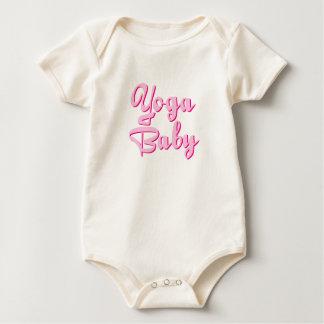 Yoga Baby Organic Bodysuits