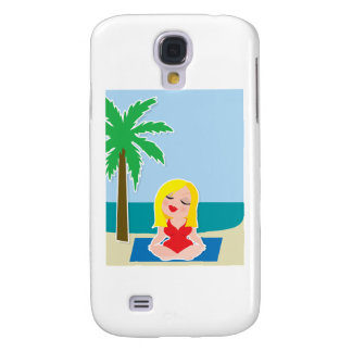 Yoga Background Samsung Galaxy S4 Cover