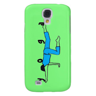 Yoga Balance - iPhone 3g Cases green Galaxy S4 Covers