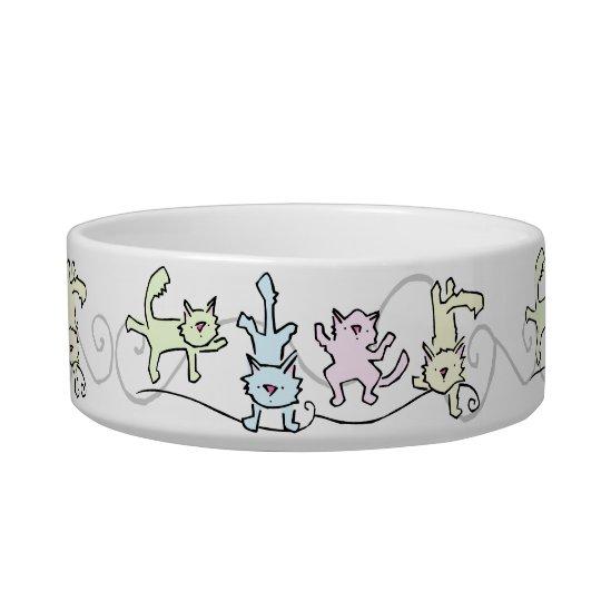 Yoga Cat Bowl