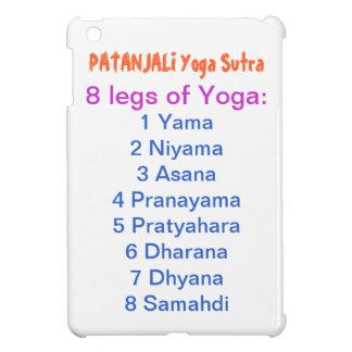 YOGA Checklist : 8 steps of PATANJALI SUTRA iPad Mini Case