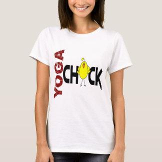 Yoga Chick 1 T-Shirt