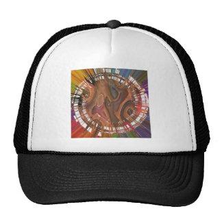 Yoga Darshan: Meditate, Radiate, Be Happy Trucker Hat