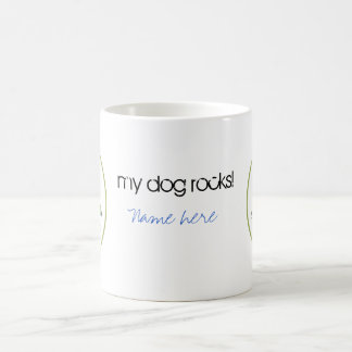 Yoga - Downward Facing Dog Coffee Mug