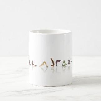 yoga_earth basic white mug