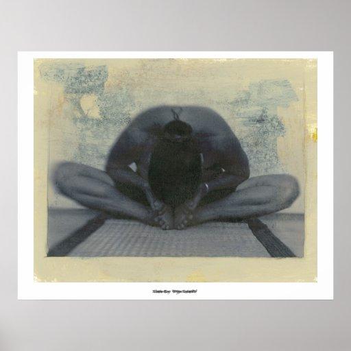 Yoga Essence Poster