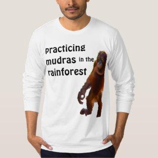 Yoga Fingers T-Shirt